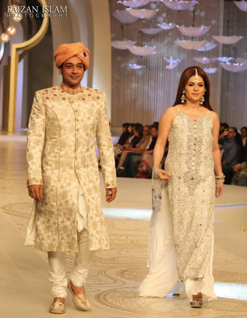 Pakistan Celebrities Pantene Bridal Couture Week 2013 With Faysal Qureshi