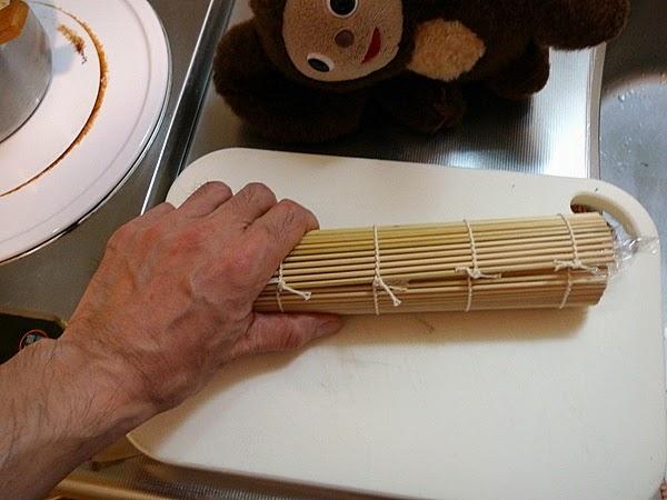 イワシ姿寿司の作り方(8)