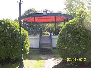Coreto -Jardim de Azinhaga