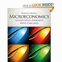 Microeconomics an intuitive approach with calculus economic news microeconomics an intuitive approach with calculus pdf download ebook thomas nechyba uses intuition a conversational writing style everyday examples and fandeluxe Image collections