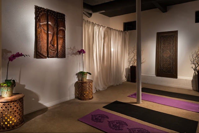 Yoga And Meditation Rooms Exterior Design