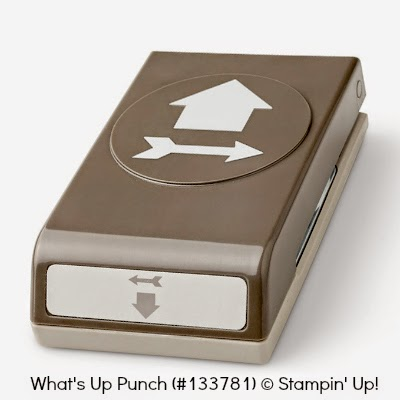 Stampin' Up! What's Up Punch product image