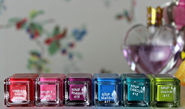 Barry M Summer Matte Nail Paint