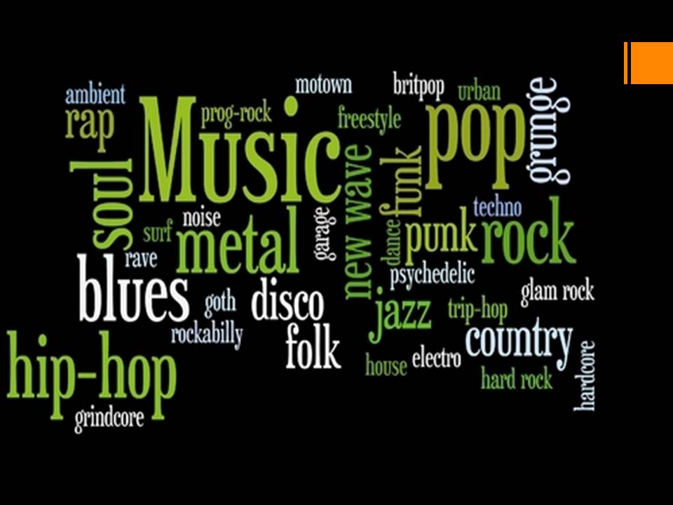 how different genres of music effect This is a list of music styles music can be described in terms of many genres and styles classifications are often arbitrary, and closely related forms often overlap.