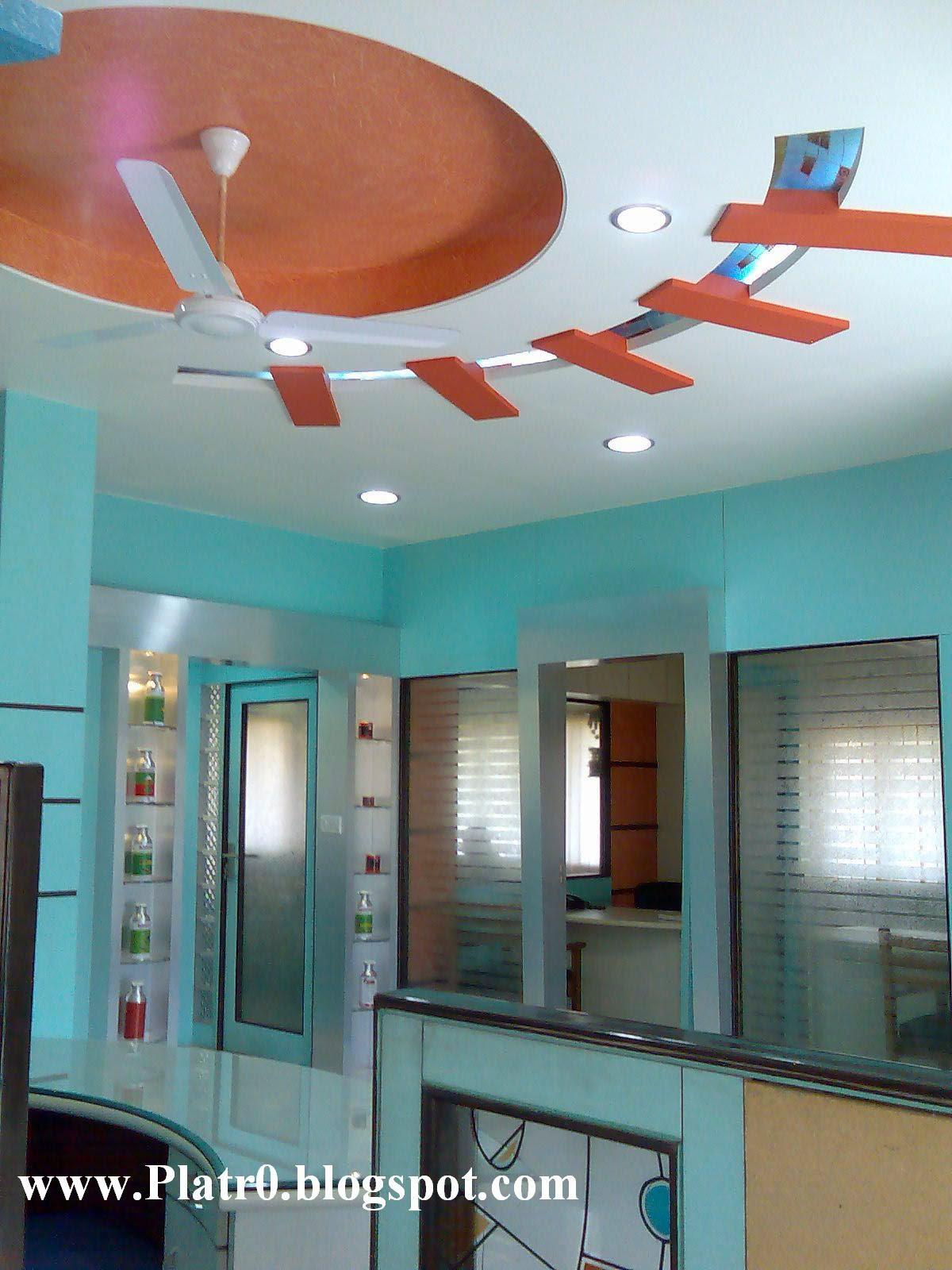 Plan de maison de luxe avec piscine for Platre dicor 2015