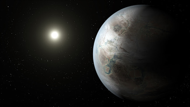Kepler-452b might be the earths future or maybe even earth 2.0