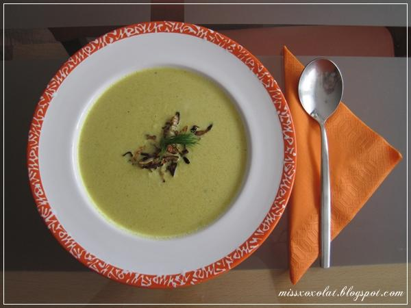 Fenchel-Currysuppe