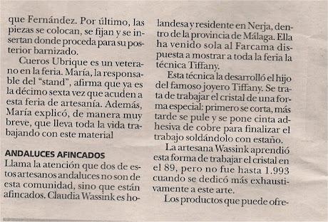 Farcama Toledo 2009 (artículo 2)