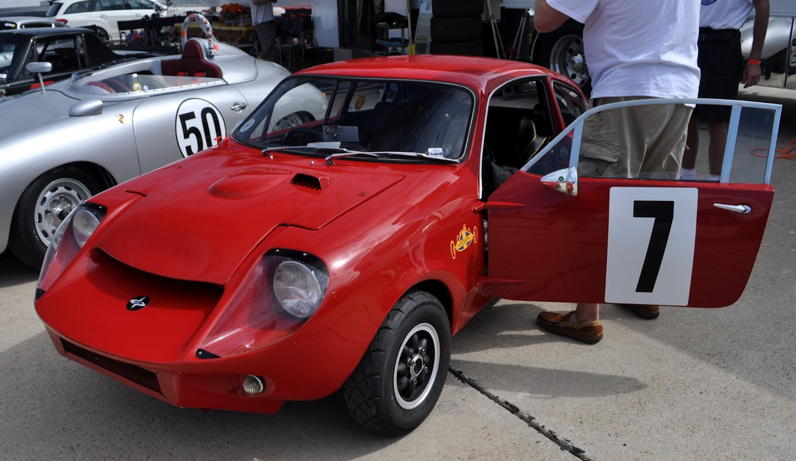 Just A Car Guy: Mini Marco... I\'ve never seen or heard of one before...