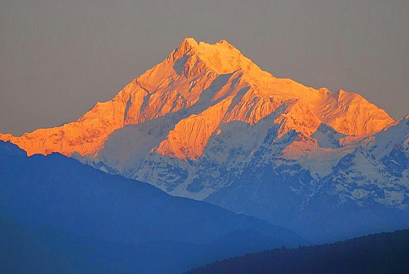 Gunung Kanchenjunga
