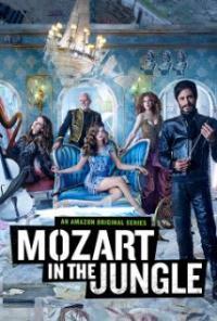 Mozart en la Jungla Temporada 1 Poster