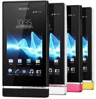Harga HP Sony Terbaru