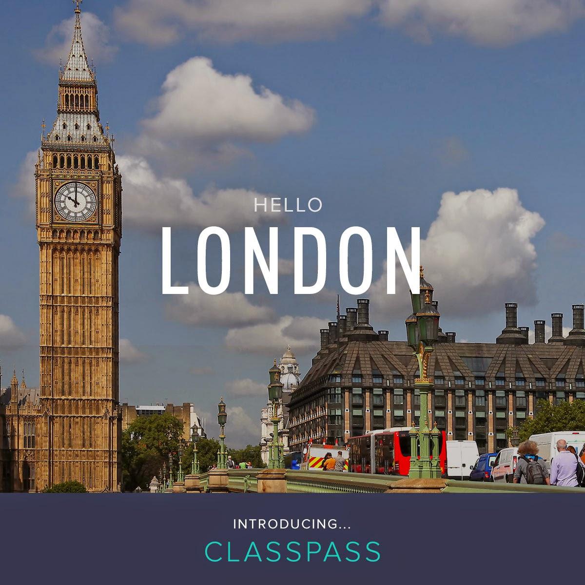Join ClassPass Today!