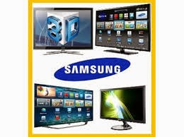 Conserto de tv Samsung