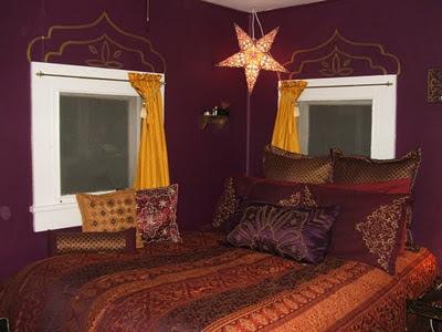 Decoraci n dormitorio estilo rabe decoracionsalones blog - Decoracion arabe dormitorio ...