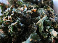 leafy kale