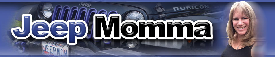 Jeep Momma - Blog