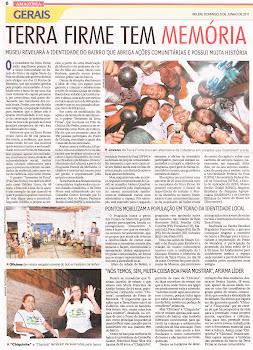 Jornal Amazônia do dia 05 de Junho de 2011