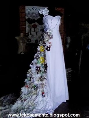 Vestido Poema Mostra Moda Cairuçu