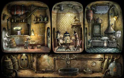 Machinarium Apk Android İndir