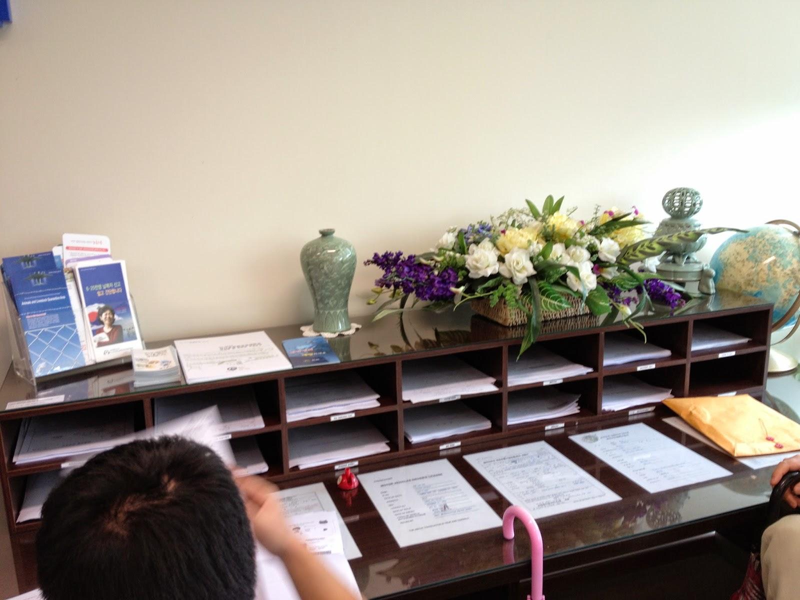 korea embassy visa application singapore