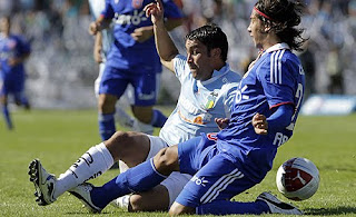Ver U. de Chile vs. S. Wanderers 3 Abril 2011