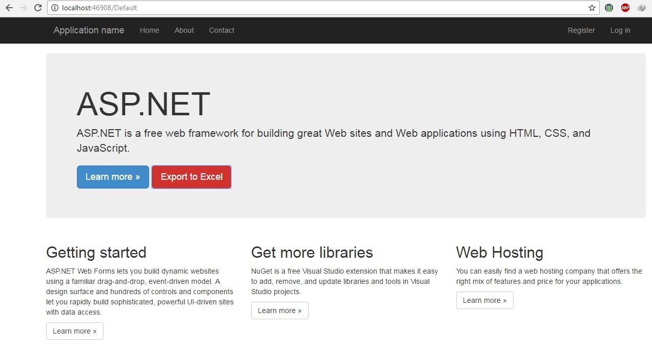Beautiful asp net home page design ideas decorating design ideas - Asp net home page design ...