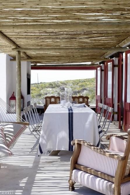 Una casa simplemente perfecta simply perfect house - Mantel para mesa exterior ...