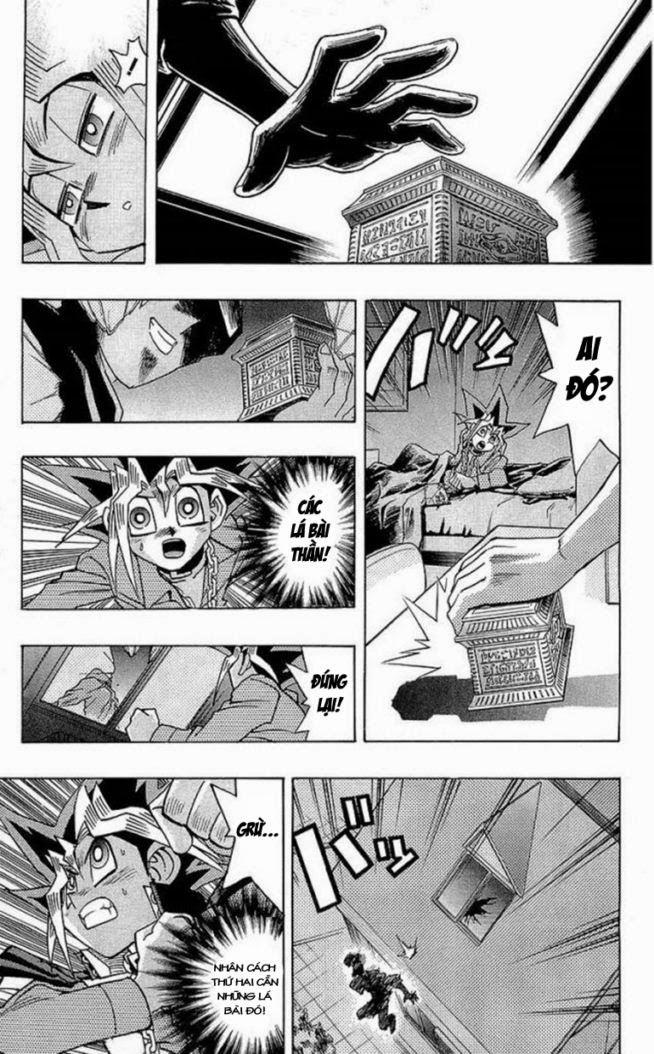 YuGi Oh – Vua Trò Chơi chap 280 Trang 13
