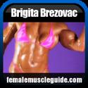 Brigita Brezovac Female Bodybuilder Thumbnail Image 1