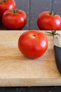 Priprema rajčice za ljuštenje
