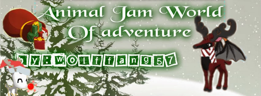 Animal Jam World Of Adventure
