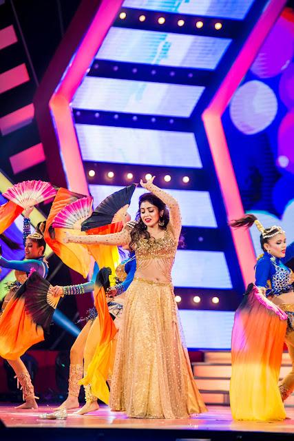 Shriya Saran Latest Photos At SIIMA Awards 2015