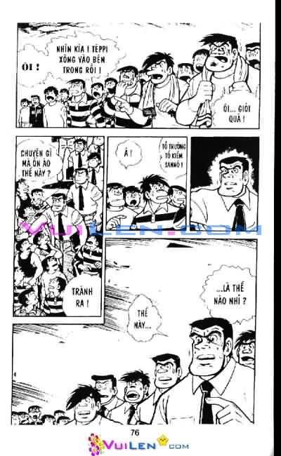 Siêu quậy Teppi chap 6 - Trang 77