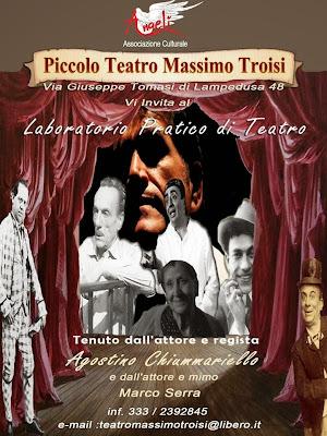 Piccolo Teatro Massimo Troisi Napoli