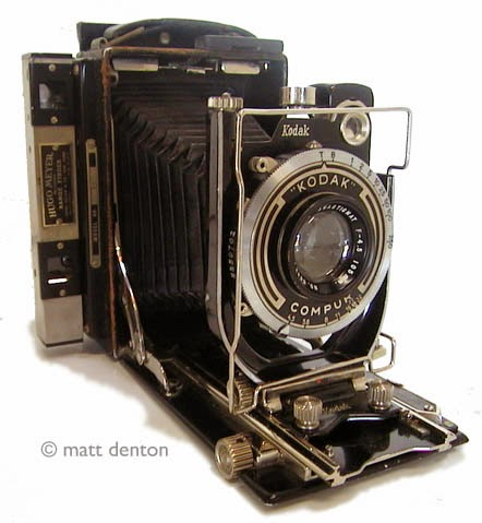 Classic Camera Collection. Matt Denton