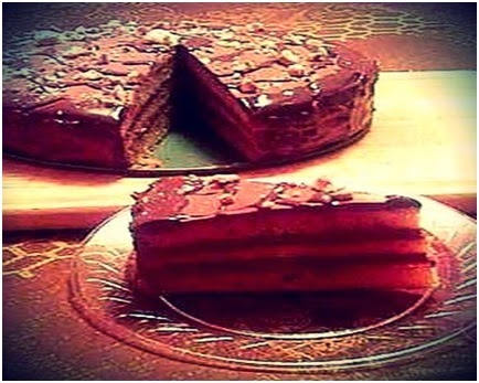 Recipe of Prague Cake