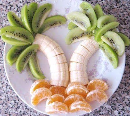 Beleza - emagrecer A elegância da fruta