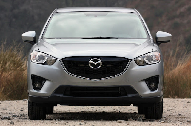 Mazda CX-5 front picture