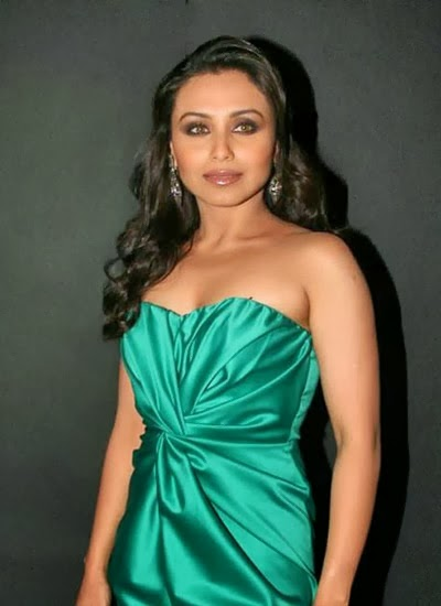 Indian Actress Rani Mukerji