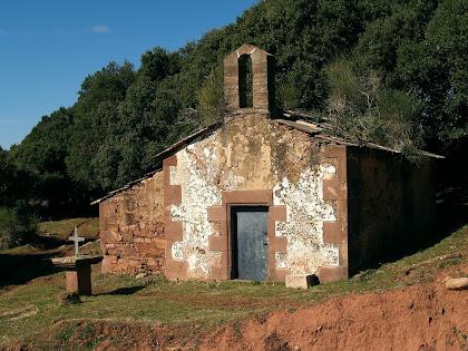 Capella de Sant Isidre de la Figuera
