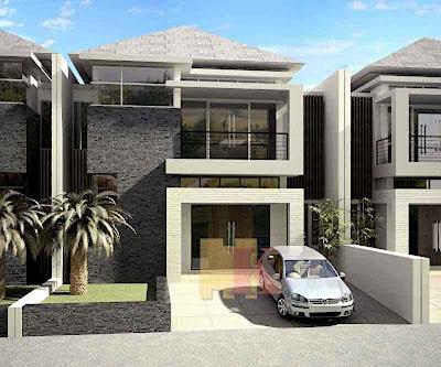 Gambar Desain Rumah Minimalis Terbaru 20