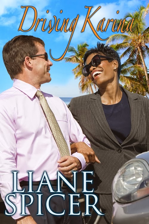 Driving Karina by Liane Spicer