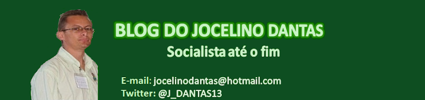 JOCELINO SOCIALISTA ATÉ O FIM