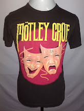 vtg MOTLEY CRUE japan tour 1985