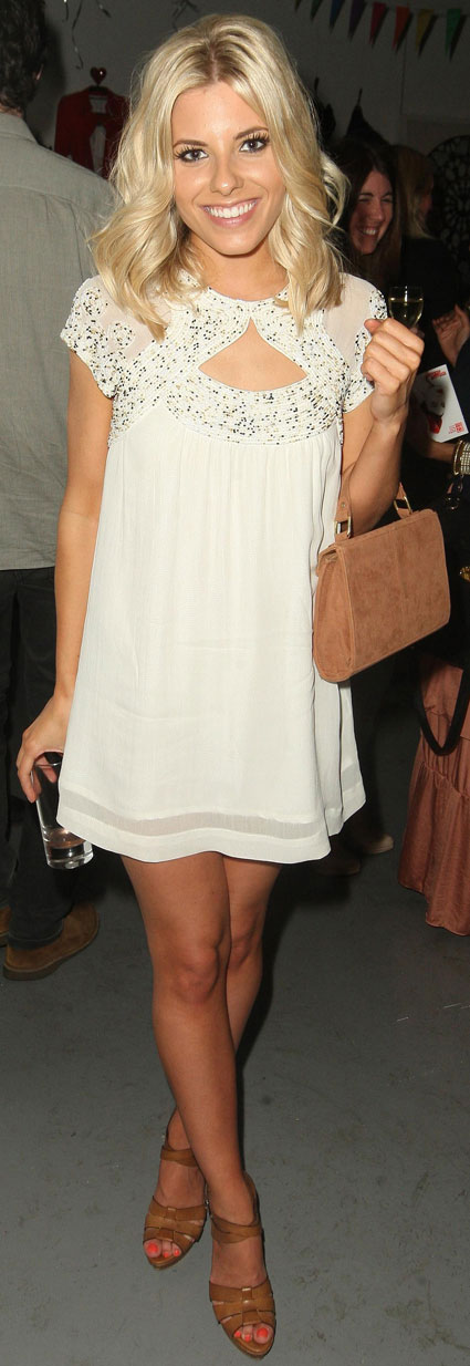 Style Watch: Mollie King