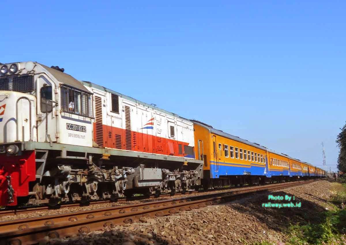 Rekapitulasi Perjalanan Kereta KRD 6-10 Oktober 2014