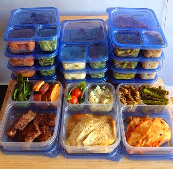 Dieta para ganhar massa na academia