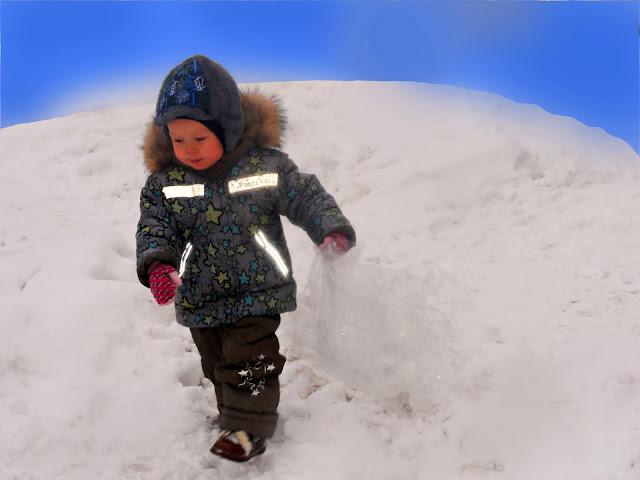 зима ярославль