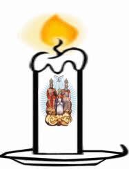 Acenda sua vela da fé!